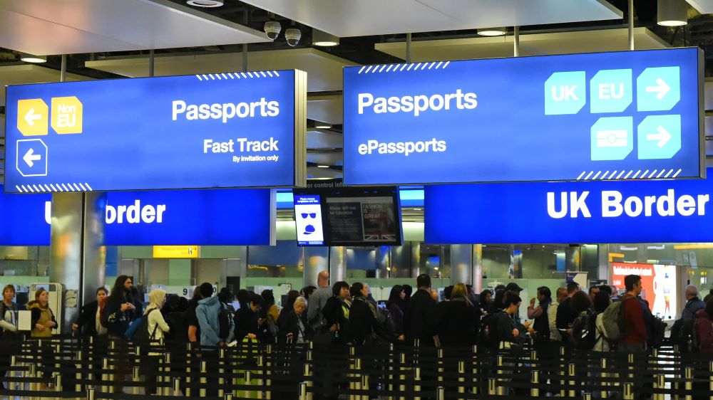voyager au Royaume-Uni avec eTA UK